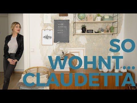So wohnt...Claudetta (Berlin) | ROOMTOUR SPECIAL | Wohnungstour