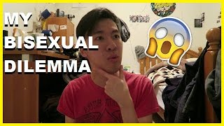 MY BISEXUAL DILEMMA   Dave Disci Vlogs