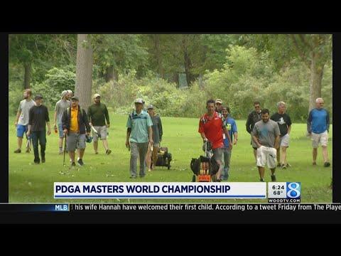 PDGA Master World Championship