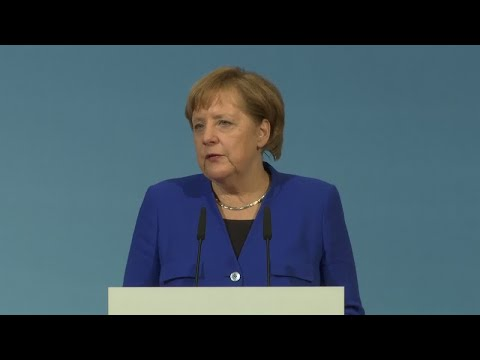 """Germany Coalition Talks: Angela Merkel's party reaches breakthrough """"the world is waiting for us"""""""