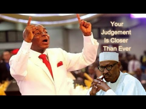 David Oyedepo Rain Down Curses On Buhari Government