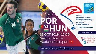 IKF U21 EKC 2019 POR - HUN