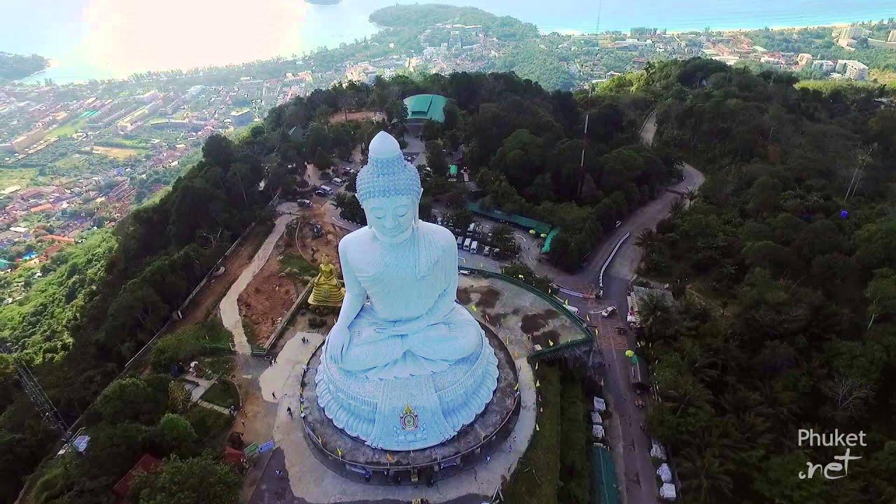 مجسمه غول پیکر بودا در پوکت