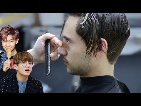 Men's Haircut Trends 2017 + Hairstyle | Korean Style Haircut | Ruben Ramos