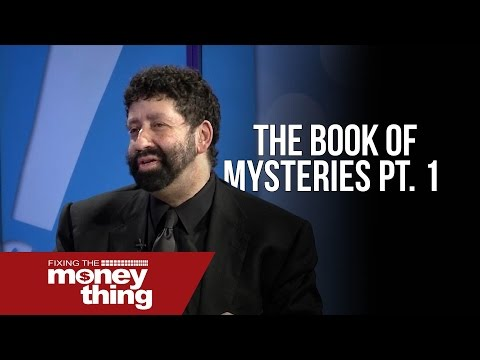 Jonathan Cahn The Book Of Mysteries Pt. 1 SECRETS Revealed | Gary Keesee