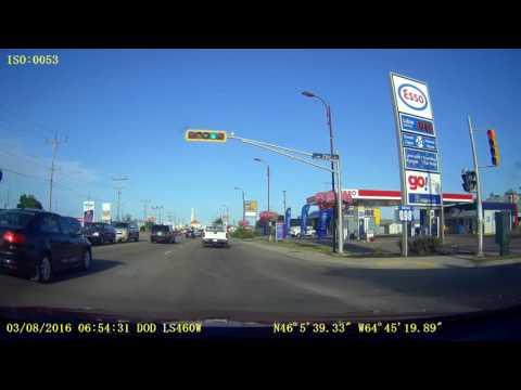 New Brunswick - Dieppe Champlain Street & Moncton Main Street