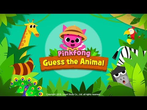 [App Trailer] Pinkfong Who Am I?