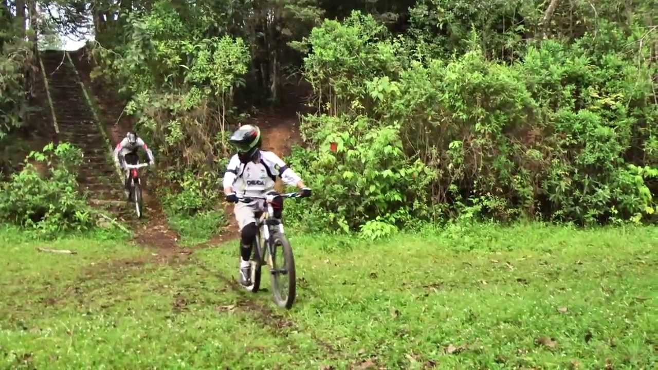Downhill - Rígidos en Popayán - YouTube