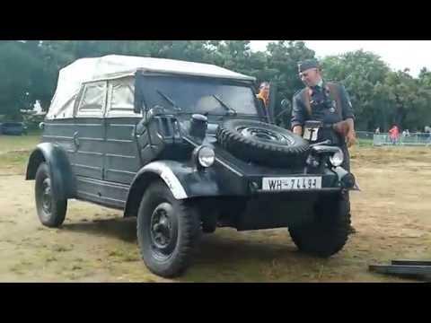 VW typ 82 Kübelwagen Kfz 1