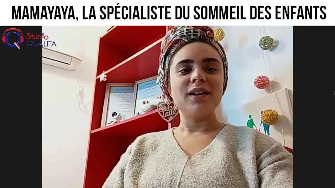 Mamayaya, la spécialiste du sommeil des enfants - CDP#305