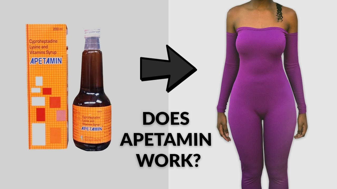 Does Apetamin Help You Gain Weight? | Zygostatics Labs E1