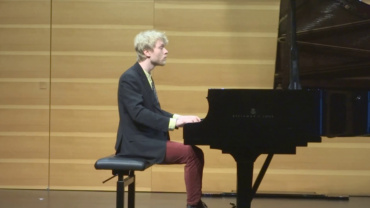 Bach - Goldberg-Variations part 1 (Kyrill Korsunenko)