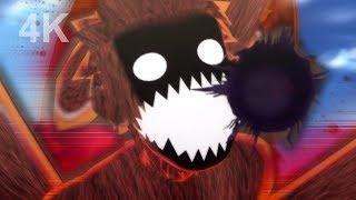 4 Tail Kyuubi Naruto vs Orochimaru Boss Battle! | Naruto Ultimate Ninja Storm Legacy (4k 60fps)