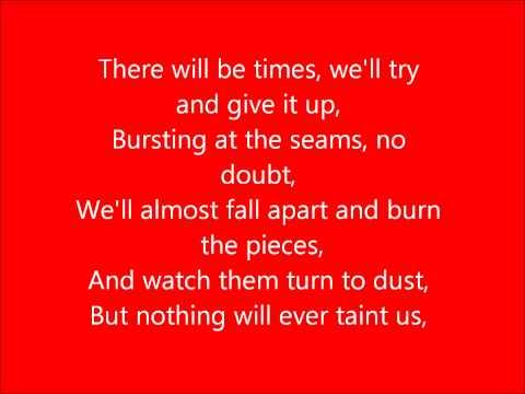 Adele - He Won't Go with lyrics