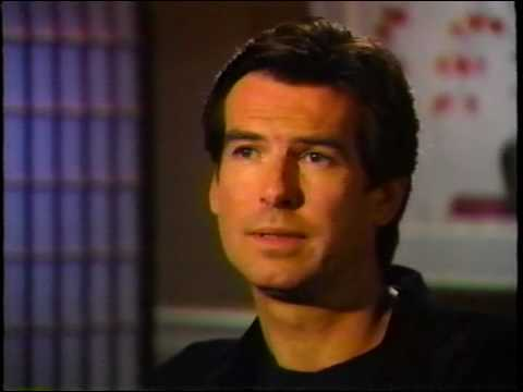 Pierce Brosnan James Bond profile on Dateline NBC November 1995