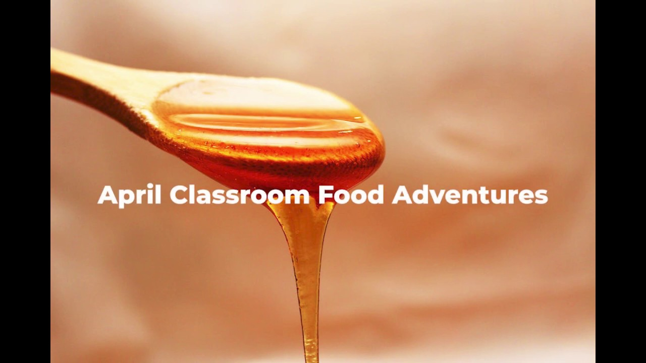 April Classroom Food Adventure: Honey Cinnamon Apples!
