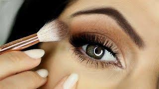 Beginners Eye Makeup Tutorial for Mature Skin | How To Apply Eyeshadow on Mature Eyes