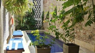 Casa Pizarro Hotel Boutique en Cartagena de Indias