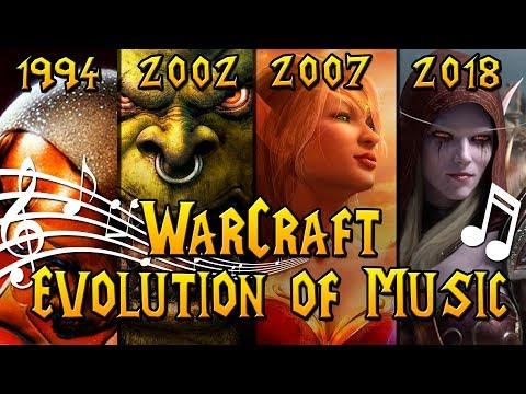 Warcraft - Evolution Of Music