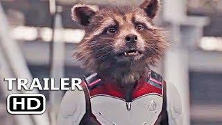AVENGERS 4: ENDGAME Assemble Official Trailer (2019) Marvel, Superhero Movie