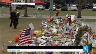 Orlando shooting: Families bury victims and ask President Obama for change