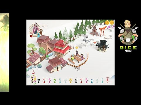 Let's Play Tokaido - Hirotada (the Humble)