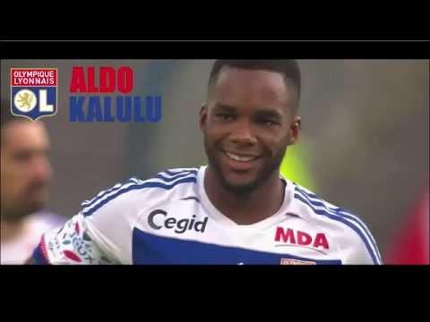 Aldo Kalulu | Olympique Lyonnais | Runs-Skills-Goals 2015/2016