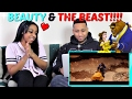 Beauty and the Beast – US Official Final Trailer REACTION!!!
