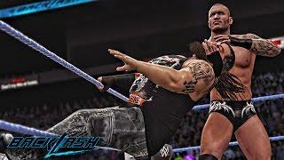 WWE Backlash 2016 - Randy Orton vs Bray Wyatt Match - WWE 2K16 Backlash 2016
