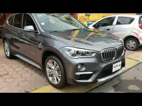 BMW X1 20IA SDRIVE XLINE 2016