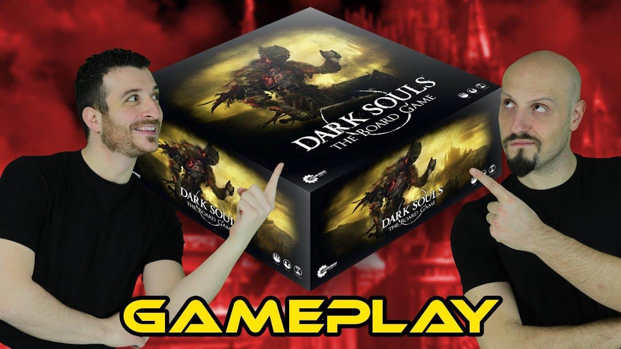 New qdss vs dark souls da tavolo youtube - Gioco da tavolo dark souls ...