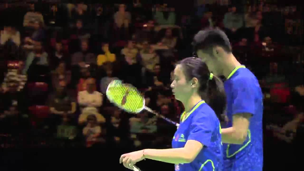 Riky Widianto Puspita Richi Dili vs Lu Kai Huang Yaqiong
