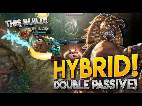 HYBRID IDRIS!? Vainglory 5v5 [Ranked] Gameplay - Idris |CP/WP| Jungle Gameplay