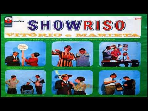Vitório E Marieta - Showriso (1965) - Disco Completo