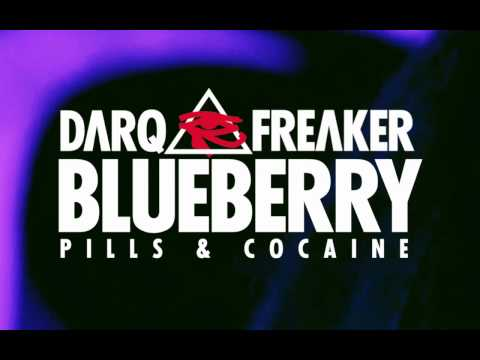 Blueberry (Instrumental) (Produced by Darq E Freaker) - Danny Brown
