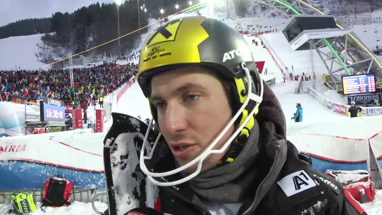 Marcel hirscher slalom wm schladming webcam
