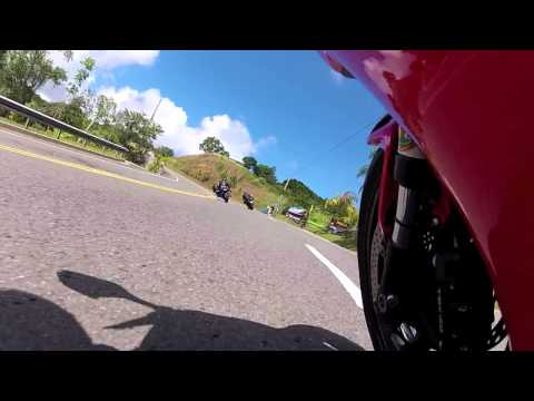 Spirited Sport riding in PR