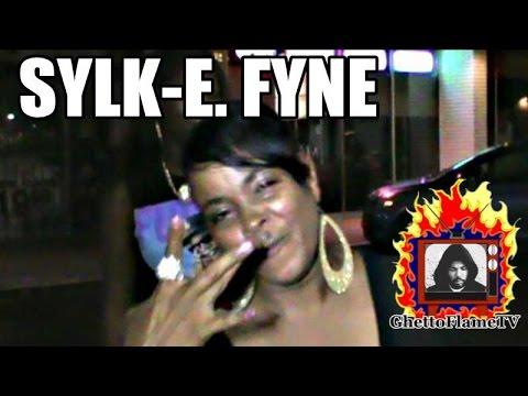 Sylk E Fyne Speaks On Respect For EazyE & Ruthless Records & More  @GhettoFlameTV