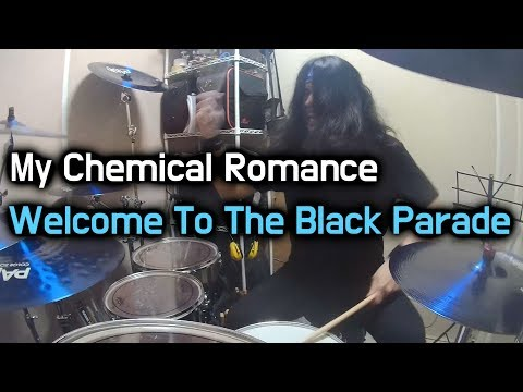 My Chemical Romance  Welcome To The Black Parade  Drum   Boogie Drum