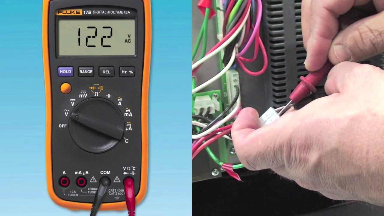 LOU Fault Code 24 volt power supply - YouTube