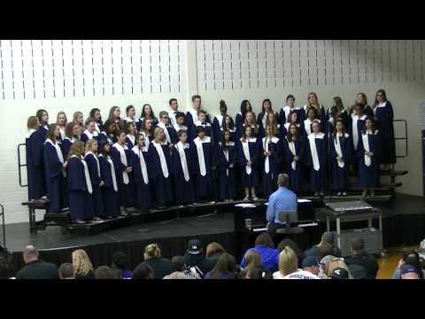 Drauden Point Middle School 8th Grade Choir Concert 2016-05-04 (4/4)