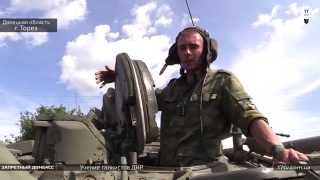 Запретный Донбасс. Танковый батальон ДНР