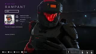 Halo Infinite Tech Test - All Unlocks and Customization Options