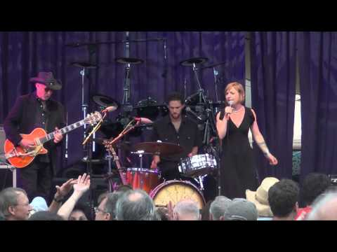 Eilen Jewell 7-19-2012 at the Grassroots Festival of Music and Dance