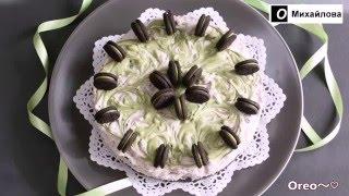 как сделать торт  | Нет Выпекать чизкейк Oreo | торт рецепт