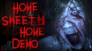 Home Sweet Home Part 1 / Demo | PC Indie Horror Game Let's Play | Gameplay Walkthrough