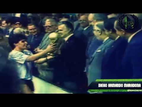 DIEGO MARADONA - Lo Mejor / The Best