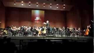 """ISM MS 7-8 Strings - Theme from """"Schindler's List"""""""