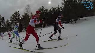 Чемпионат России. Женский скиатлон от НаЛыжи
