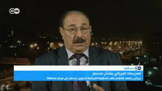 كفاح محمود : ضم سنجار سيكون بالتعاون مع بغداد